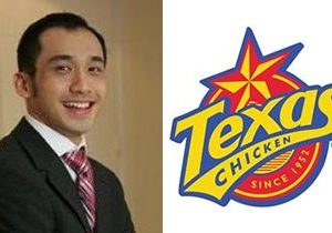 Yang Ming Ong Hired as Vice President of Texas Chicken Business