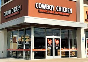 Cowboy Chicken to Open in Edmond on May 7