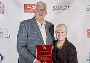 Del Taco Franchisee Honored with Lifetime Achievement Award by Utah Restaurant Association
