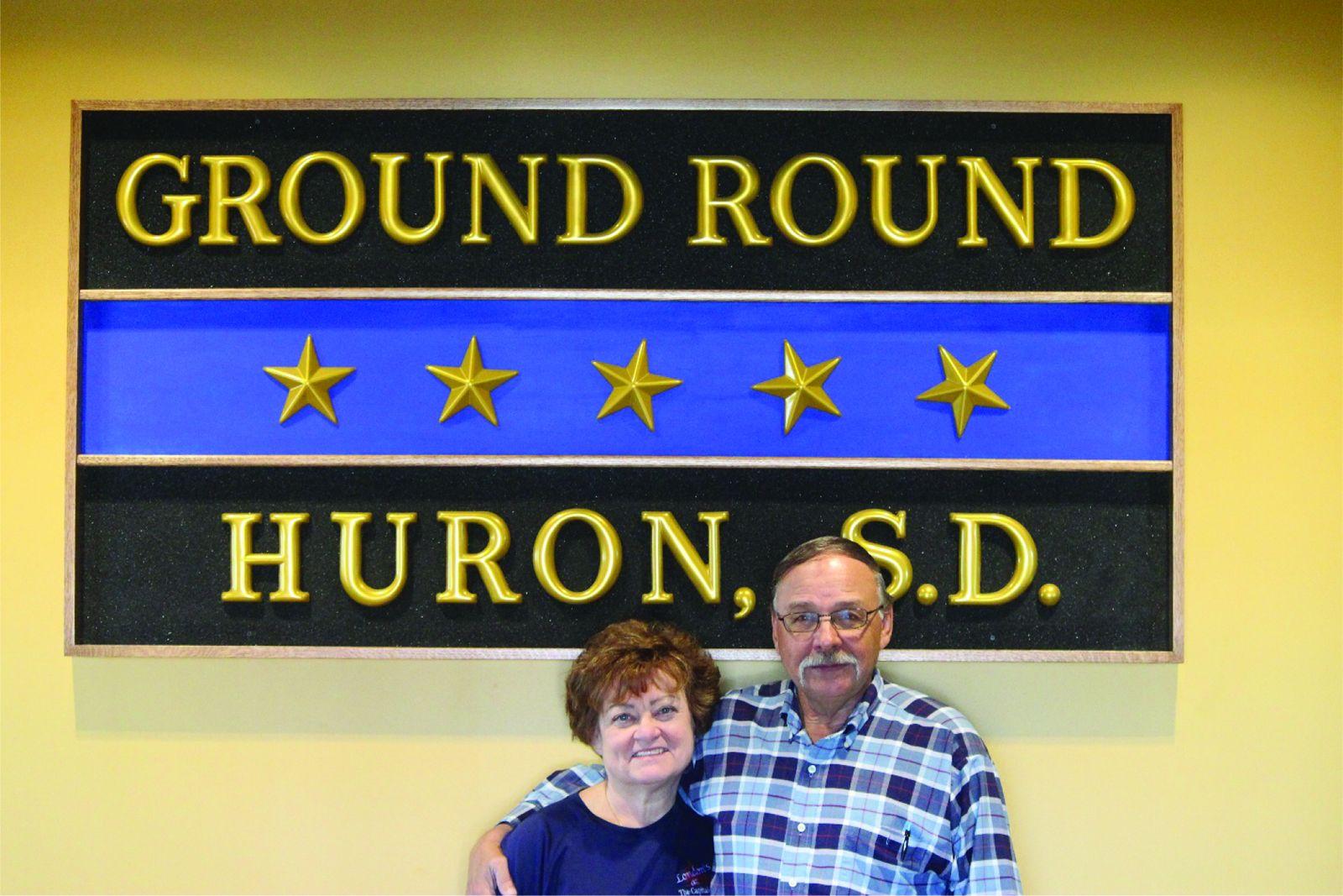 Ground Round Grill & Bar Opens Its Newest Restaurant in Huron, South Dakota