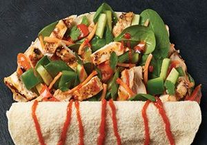 Pita Pit Announces Launch of Newest Menu Item: Thai Chicken Pita