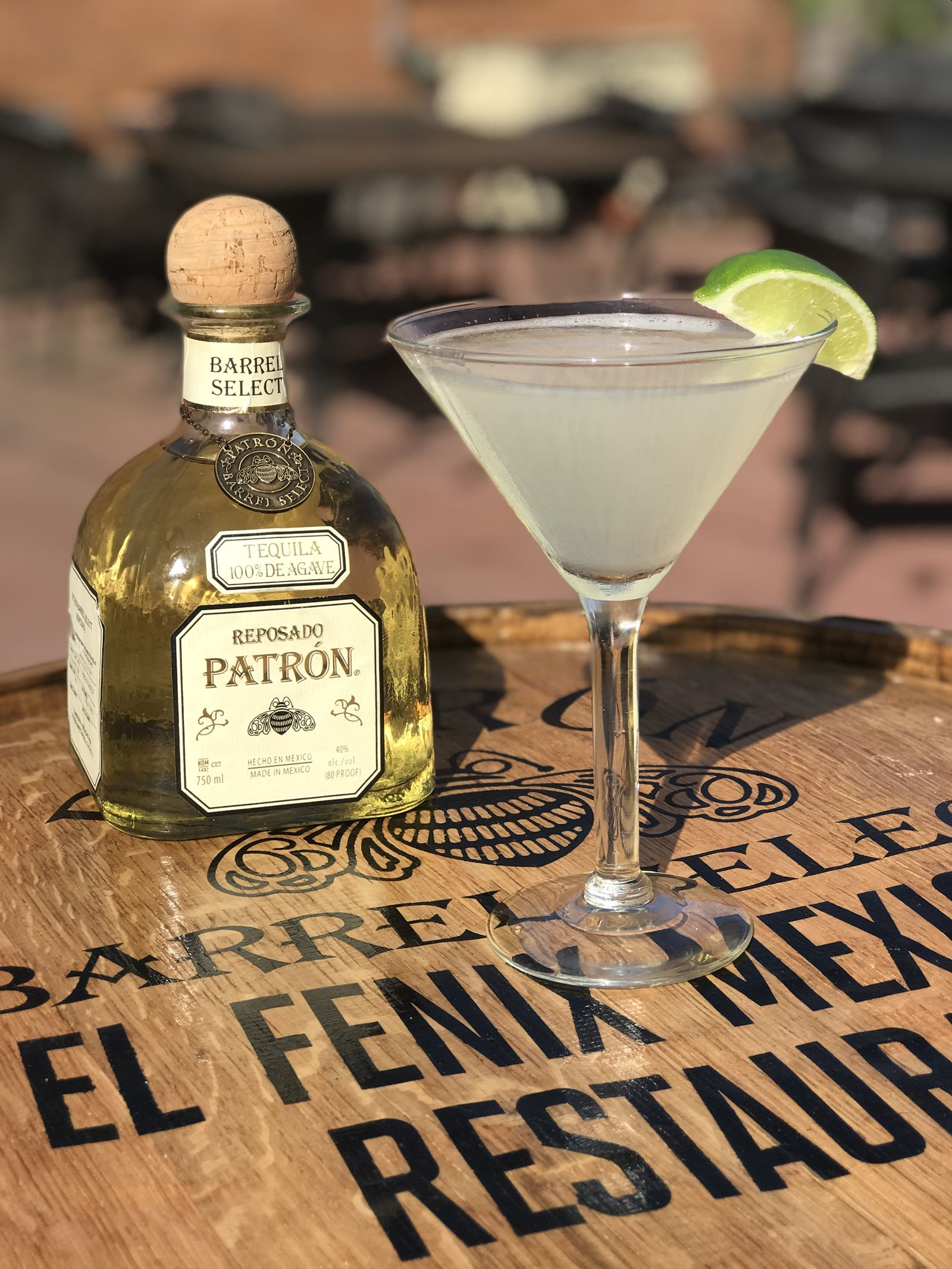 El Fenix Introduces Centennial Margarita Featuring Custom Reserve Barrel Of Tequila