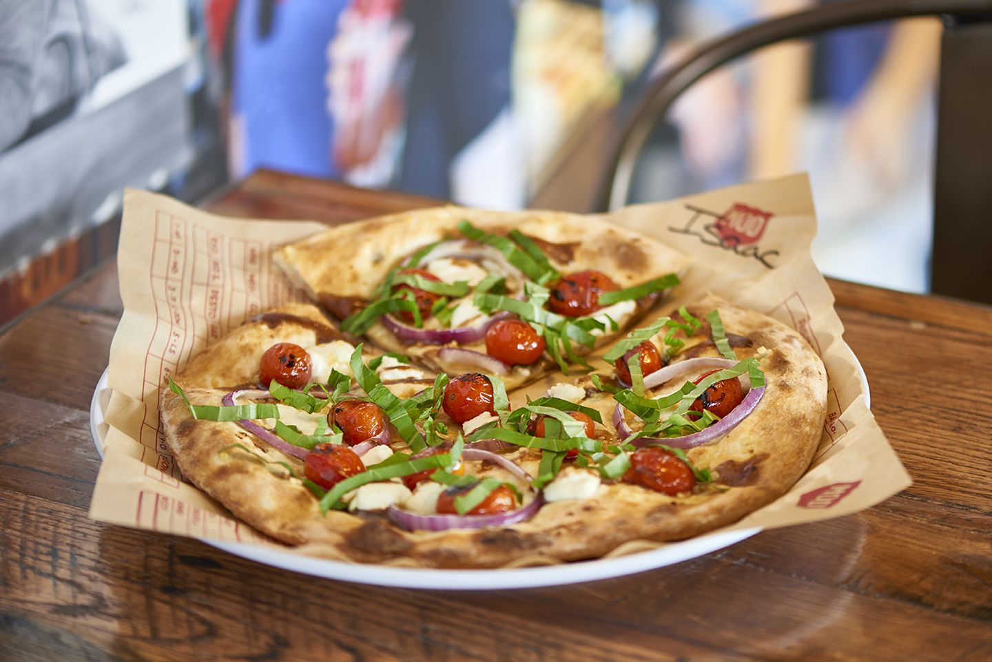 MOD Pizza Introduces Its First Impact Pizza - the Isaac