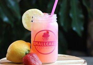 Smallcakes Launches Summer Infused Lemonades and Their Famous Mason Jar Smashes!