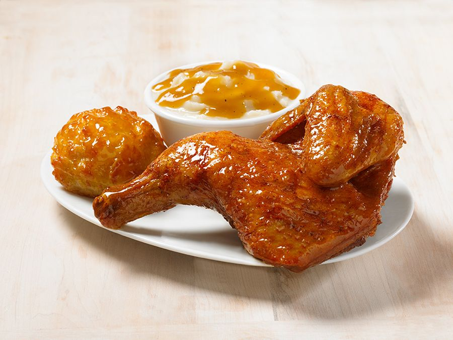 Smokehouse Chicken Keeps Sizzling at Church's with New Bourbon Black Pepper Flavor