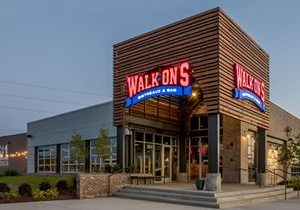 Walk-On's Restaurant to Make its Melbourne Debut