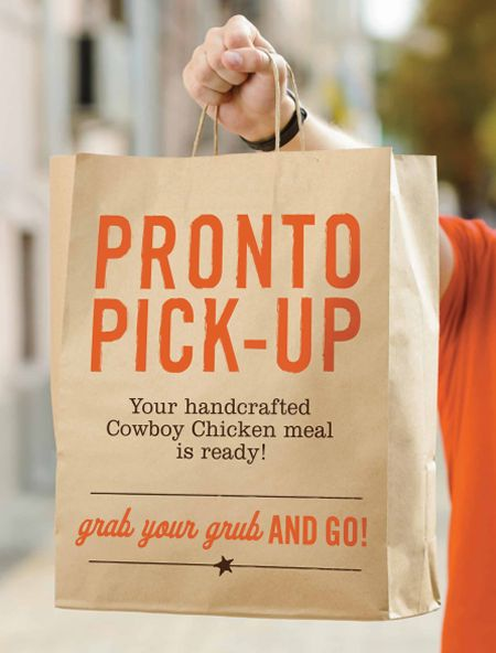 Cowboy Chicken Makes To-Go Orders a Breeze with Pronto Pick-Up