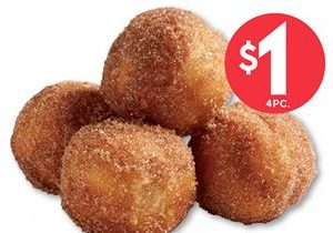 Del Taco Combats Pricey and Overly Fancy Donuts with Introduction of $1 Donut Bites