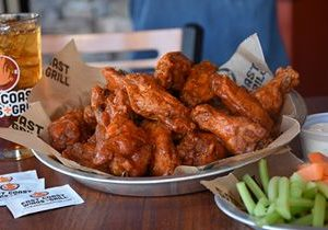 East Coast Wings + Grill Celebrates National Chicken Wing Day