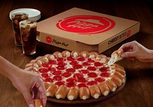 This Day Bites: Pizza Hut Brings Back Fan Favorite Cheesy Bites Pizza For The Slowest Sports Day Of The Year