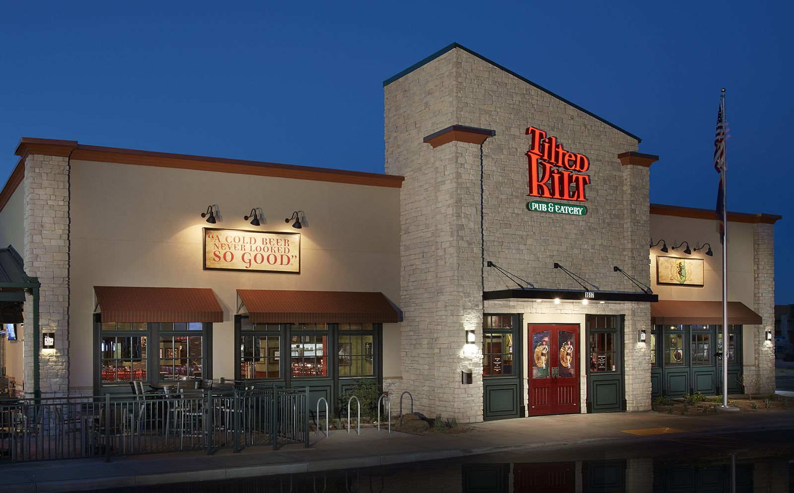 Tilted Kilt Pub and Eatery to Be Acquired