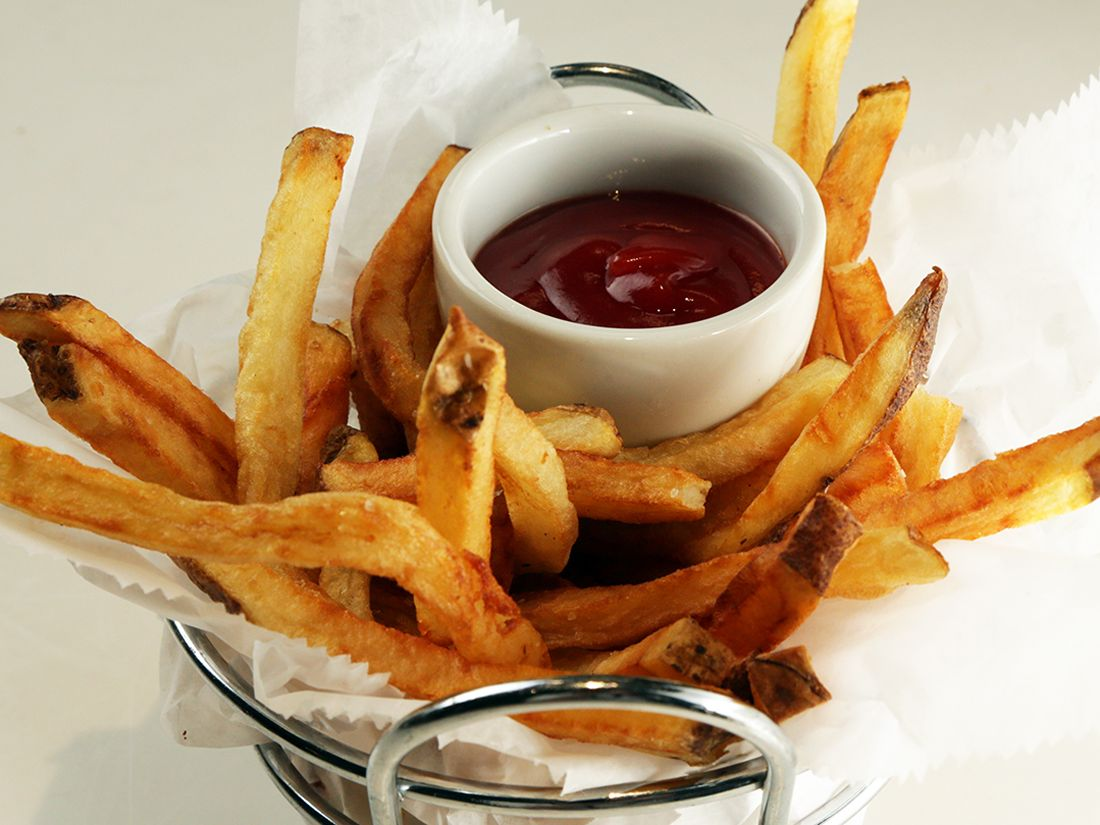 Zinburger Wine & Burger Offers Free Hand Cut French Fries on National French Fry Day - July 13