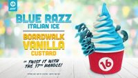 16 Handles Launches Custard and Italian Ice!