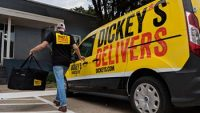 Dickey's Barbecue Pit Cues the Delivery