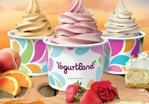 Enjoy the Last Taste of Summer with Yogurtland's Three New Flavors this August