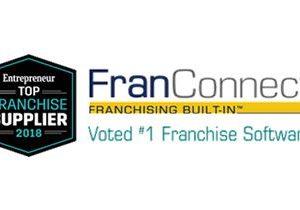 FranConnect Voted No. 1 Solution Provider on Entrepreneur's Top Franchise Suppliers List
