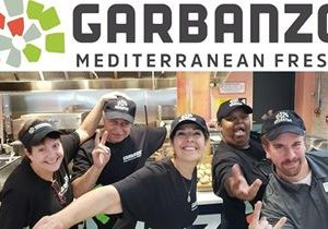 Garbanzo Brings Fresh Mediterranean to Moravian College