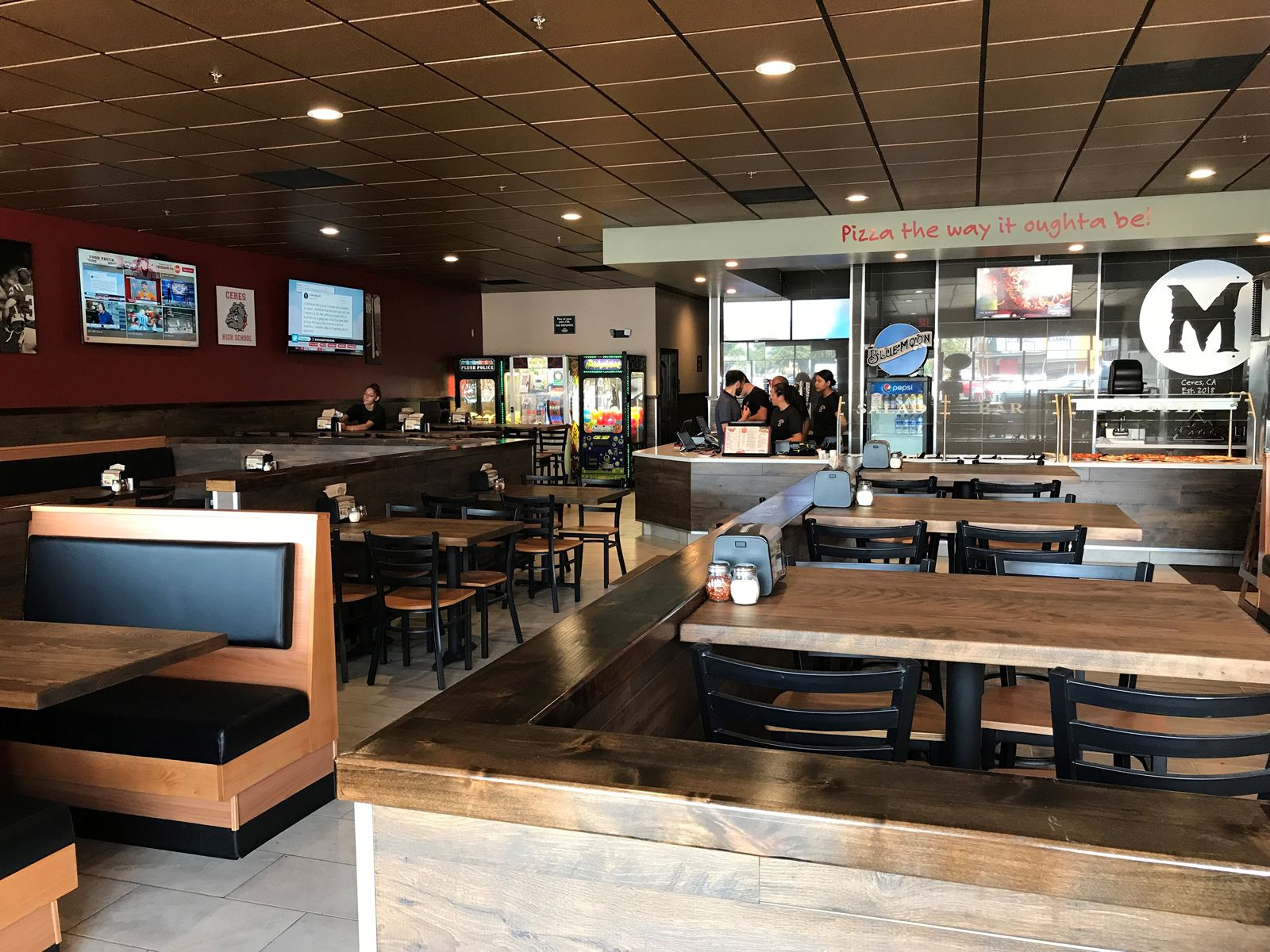 Mountain Mike's Pizza Opens Doors to Second Ceres Location