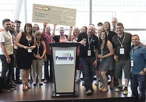 Pita Pit Canada Gives Back to Special Olympics and Make-A-Wish Canada at Annual Convention