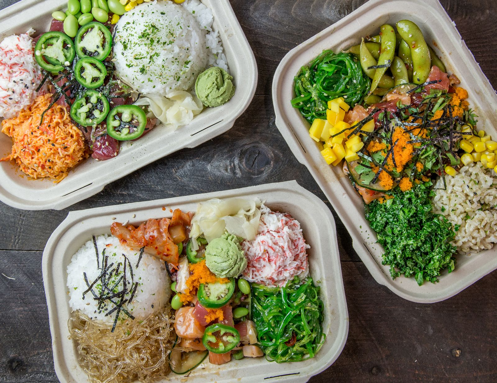 Pokeatery, the rapidly growing build-your-own poké concept on a mission to bring classic Hawaiian flavors to the mainland, has signed with Revelry Food Group to bring the budding poké franchise to southern Louisiana. The first location is planned to open in the city of Houma within the next year.