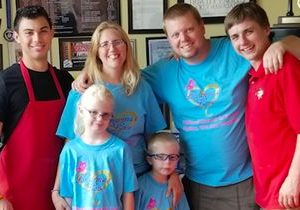 Squisito Pizza & Pasta Goes Above and Beyond to Support Local Family