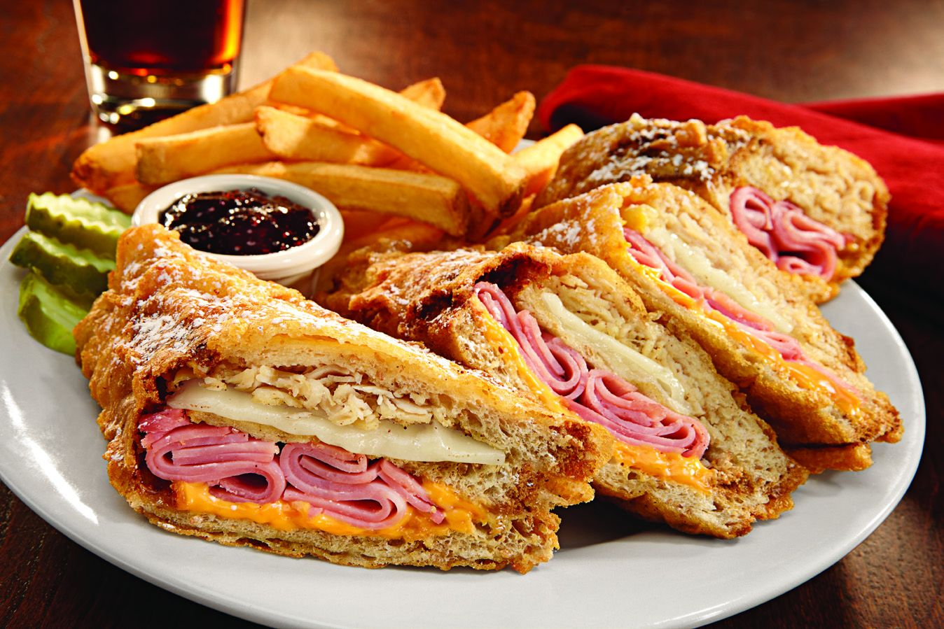 Bennigan's Celebrates National Holiday for its Cult Favorite Monte Cristo