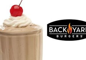 Celebrate #ChocolateMilkshakeDay at Back Yard Burgers Sept. 12