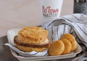 Grab the Griller! Bojangles' Pork Chop Griller Biscuit Returns for a Limited Time