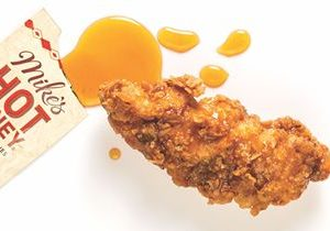 Melt Shop Adds Tenders to Menu