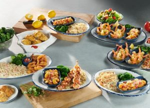 Red Lobster Welcomes Back Endless Shrimp