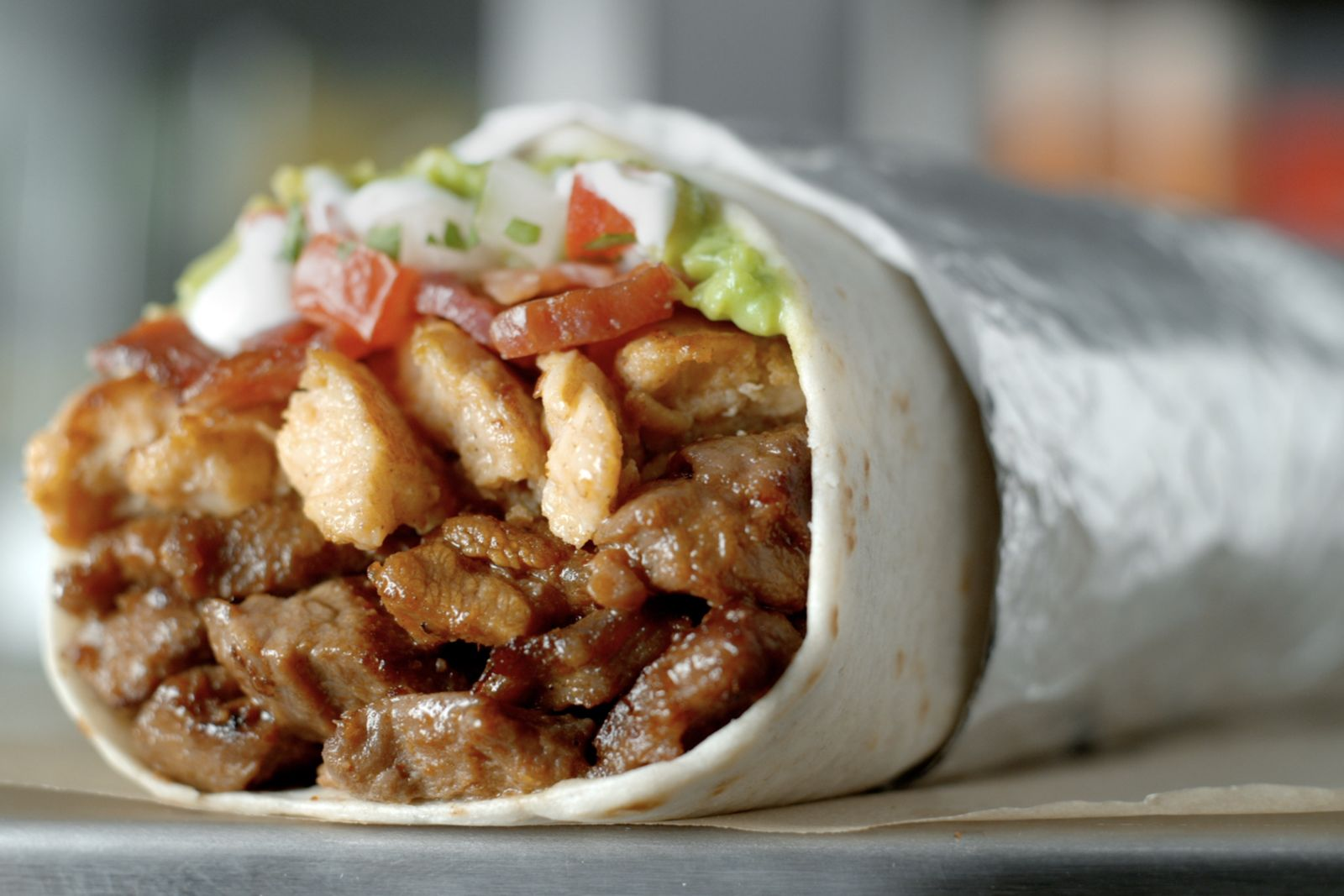 Del Taco Goes All In on Premium Meat With Its New Epic Triple Meat Burrito