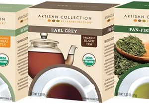 Farmer Brothers Expands Premium Hot Tea Line