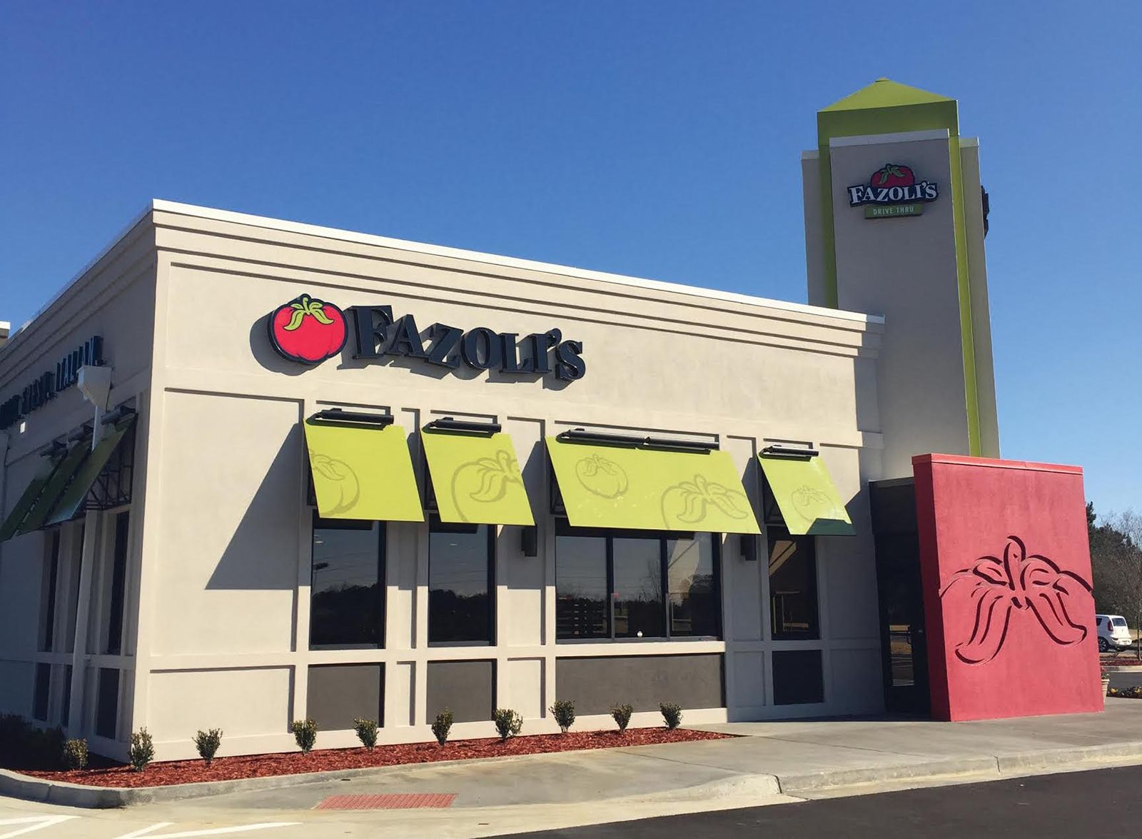 Fazoli's Continues Growth Momentum With New Development Agreements, Grand Openings, Franchisee Incentives And An Addition To The Development Team