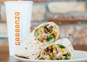 "Garbanzo Mediterranean Fresh ""Rolls Out"" The Mediterranean Version of The Burrito – The Laffa"