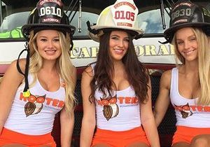 Hooters Honors First Responders with Free Entrée on October 28
