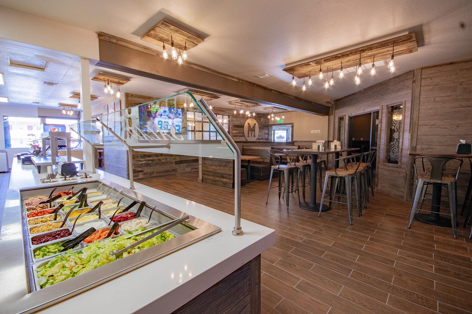 Mountain Mike's Pizza Is Now Open in Ukiah