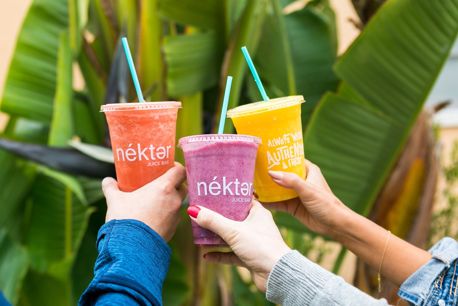 Nékter Juice Bar Celebrates Eight Years and 21.5 Million Fresh Juices, Superfood Smoothies and Acai Bowls Served Since 2010