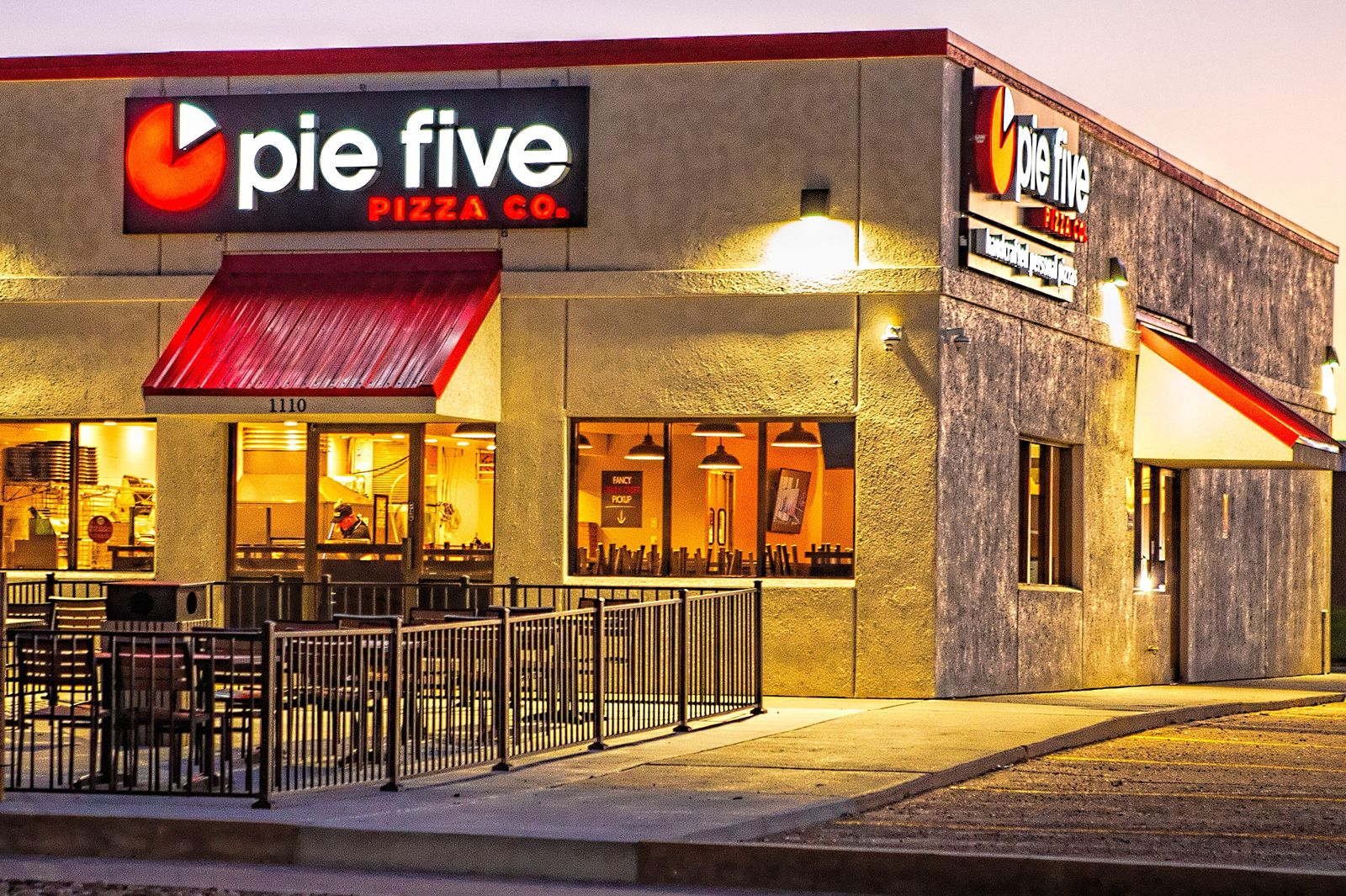 Pie Five Debuts New Prototype Design in Garden City