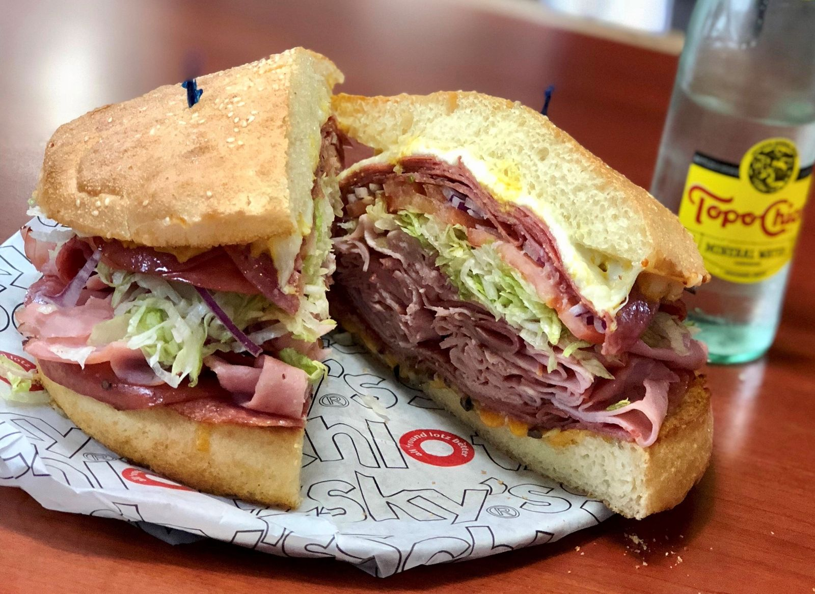 free sandwiches for national sandwich day
