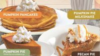 Shoney's Launches Fall Fest Featuring Several Seasonal Pumpkin Items and a New Pecan Pie