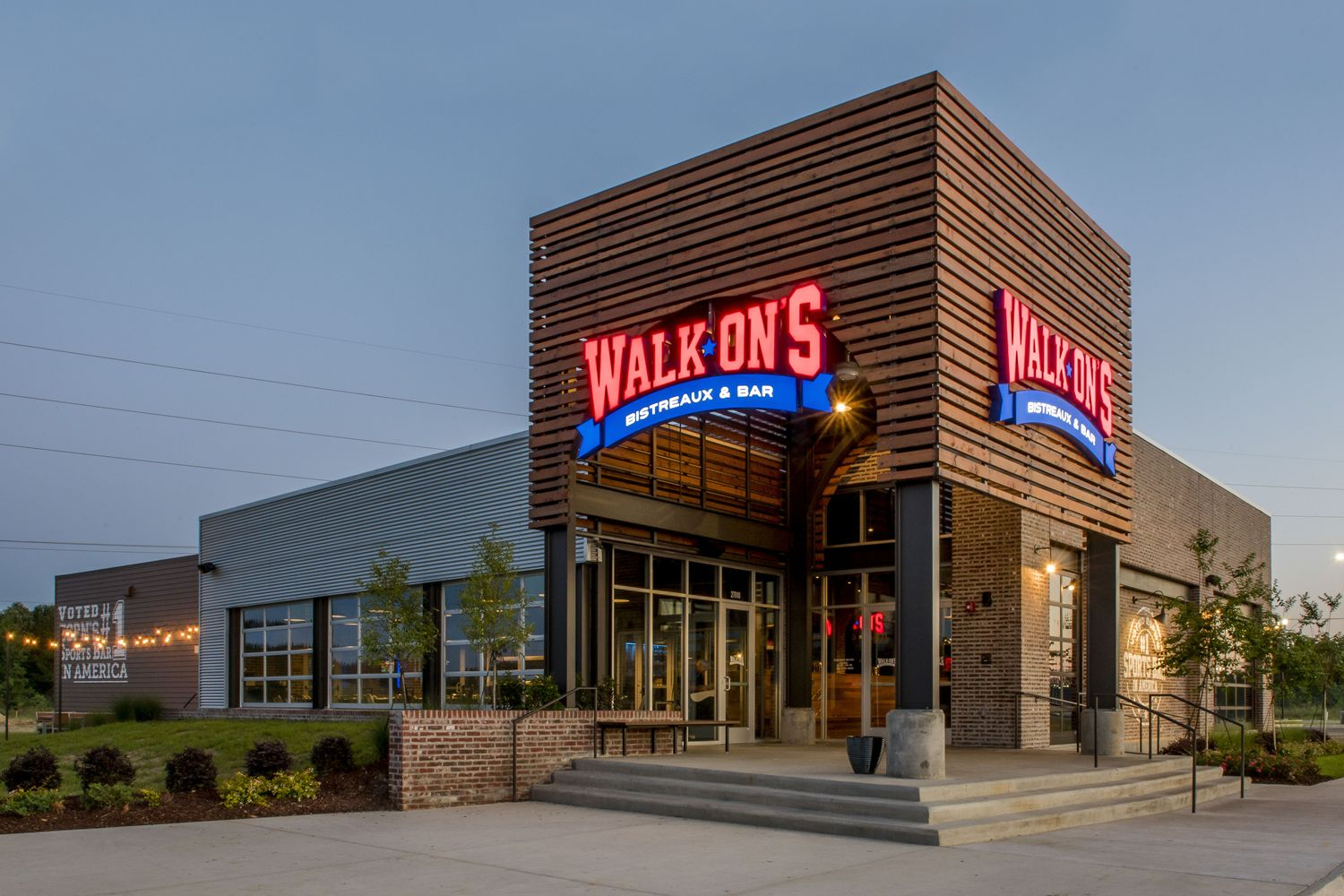Walk ons lake charles