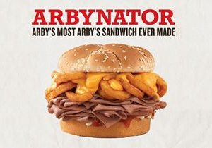 Arby's Finally Put Curly Fries on a Sandwich – The Arbynator