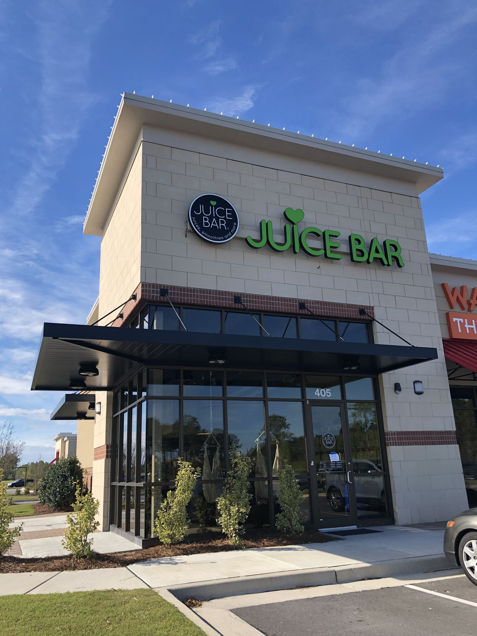 I Love Juice Bar Celebrates Grand Opening with Fanfare
