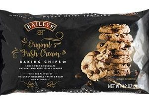Indulgence Meets the Baking Aisle with the Launch of Baileys Original Irish Cream Baking Chips