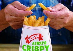 It's Crunch Time! Farmer Boys Introduces New, 'Always Crispy' Fries