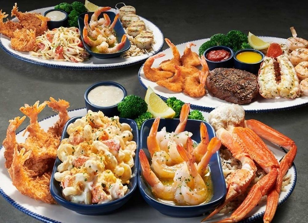 RED LOBSTER ULTIMATE FEAST SPECIAL