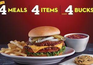 Steak 'n Shake Introduces New 444 Menu