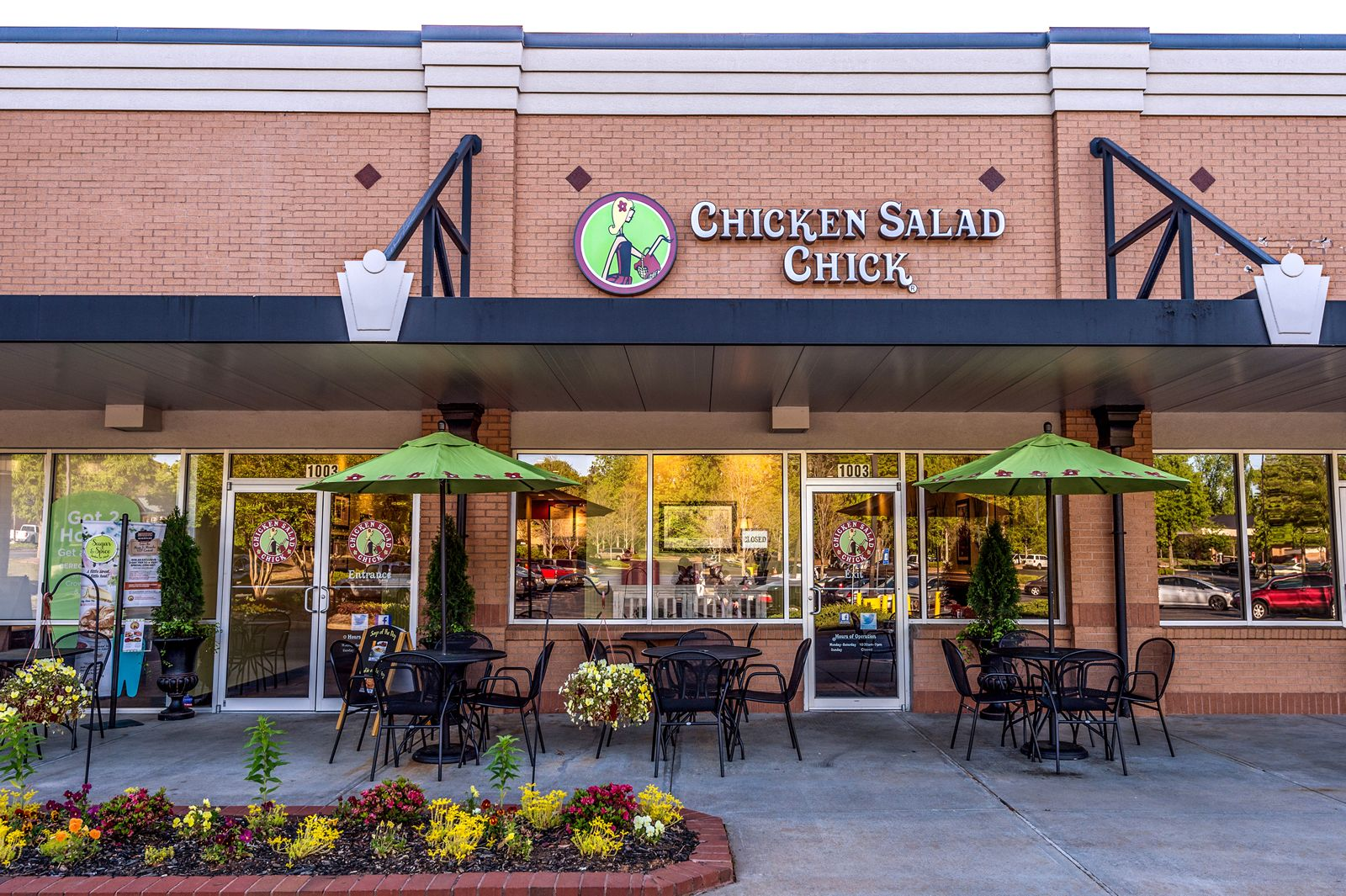 Chicken Salad Chick Acquires 11 Restaurants In Georgia