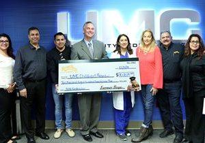 Farmer Boys' Nevada Restaurants Raise More Than $10,000 for UMC Children's Hospital
