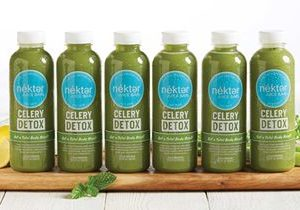 Nékter Juice Bar Introduces the Easiest Way to a Total Body Reset with New 6-Day Celery Detox Cleanse